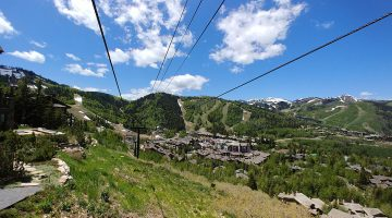 Deer Valley Resort Chairlifts