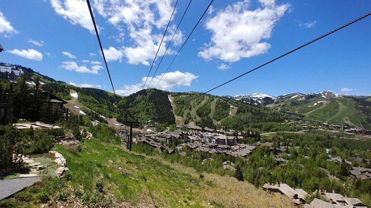 Deer Valley Resort Chairlifts