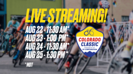 Colorado Classic Live Streaming