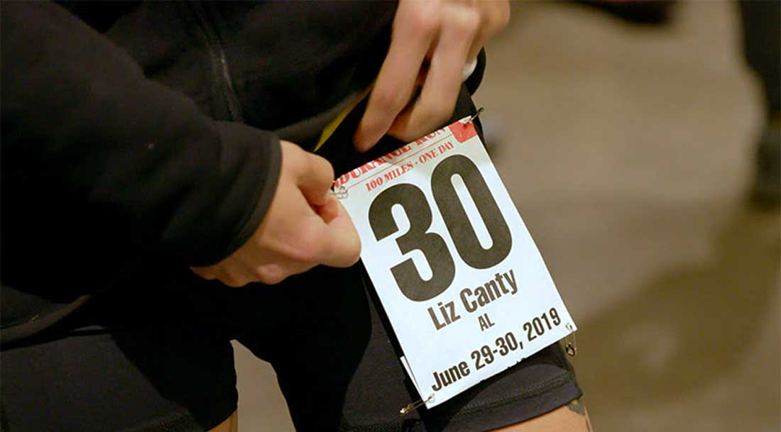 Liz Canty Ultrarunning