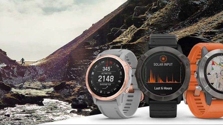 Garmin fēnix 6 Series