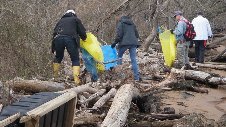 Cuyahoga Valley River Clean Up