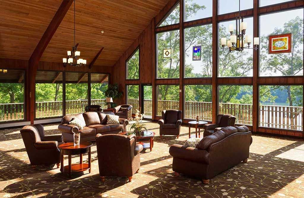 Ohio State Park Lodges and Ohio State Parks