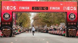Sub 2-Hour Marathon! Kipchoge Breaks the Record