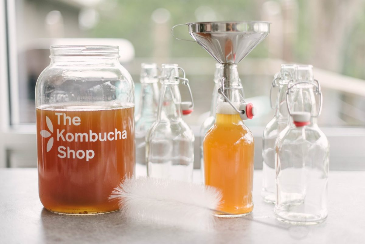 The Kumbucha Shop Kumbucha Brewing Kit