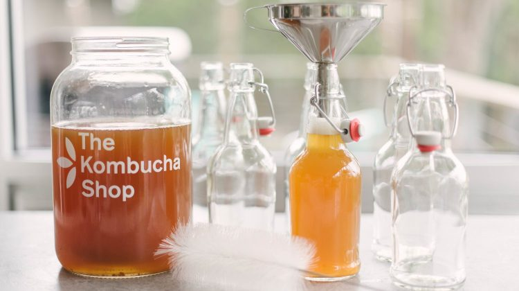 The Kumbucha Shop Kumbucha Brewing Kit