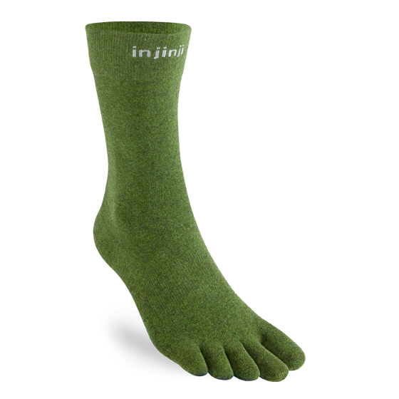 Injinji Everyday Upcycled Socks
