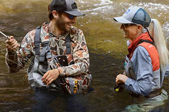 Orvis Clothing and Gear