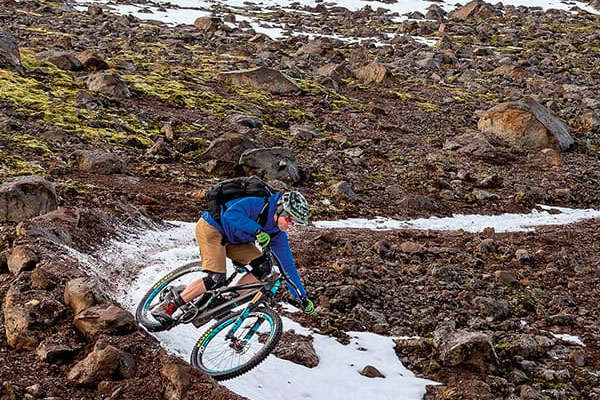 Patagonia Mountain Biking