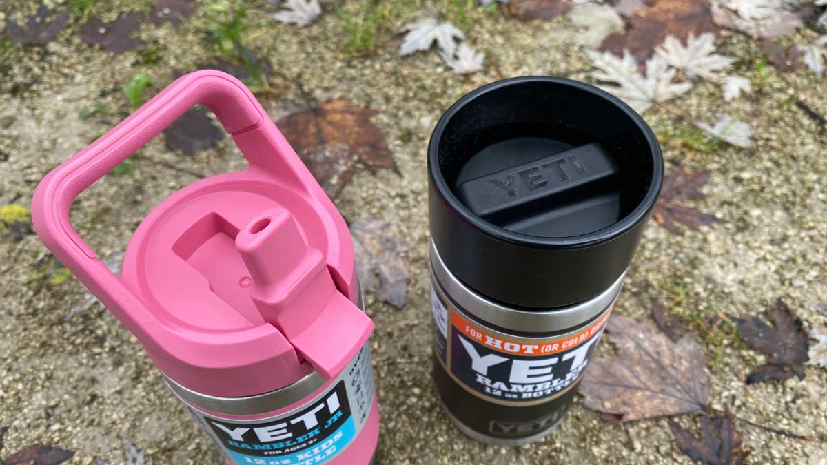 YETI Ramblers side by side