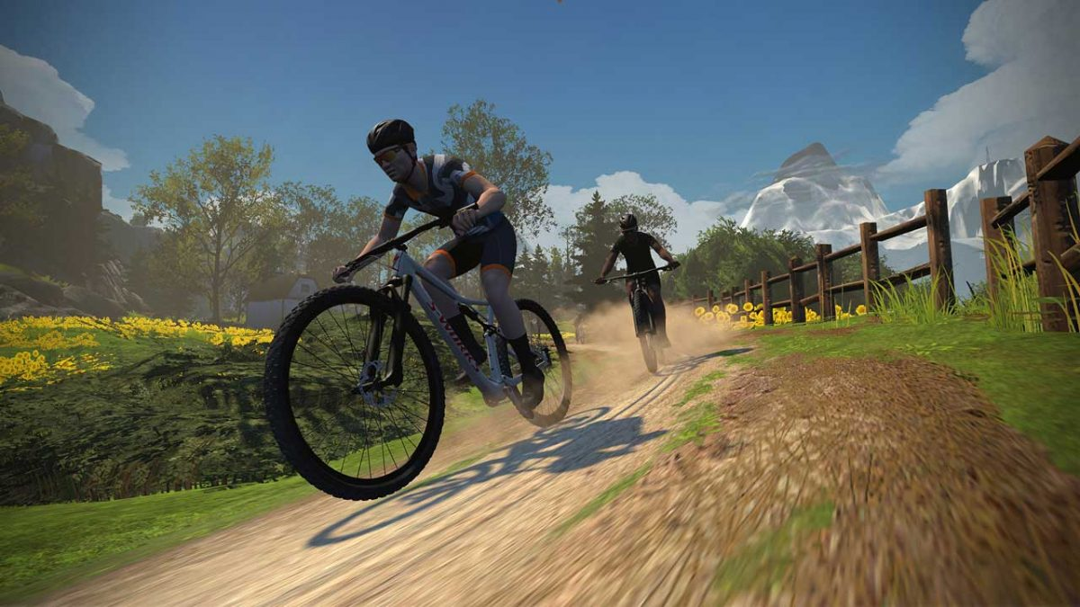 Zwift for Mountain Biking | Zwift MTB