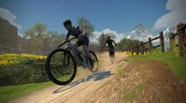 Zwift for Mountain Biking
