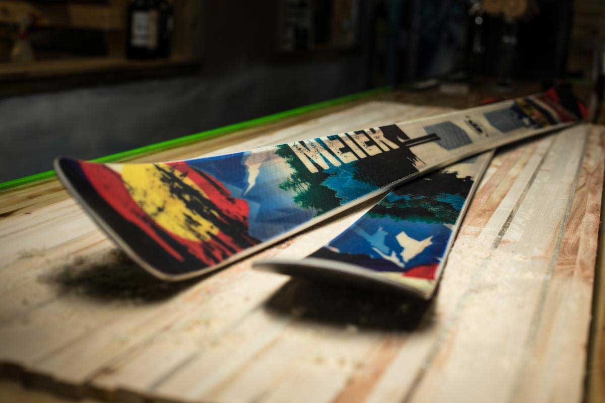 Meier Custom Skis