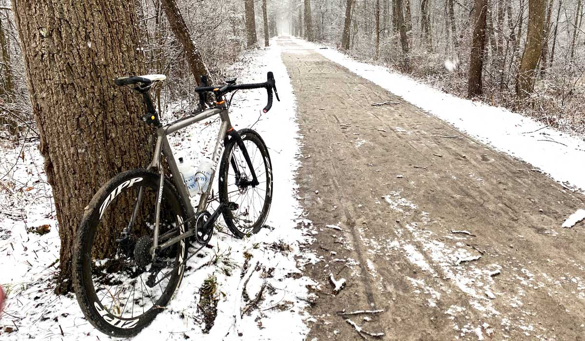 Moots in Winter | Need a Training Partner