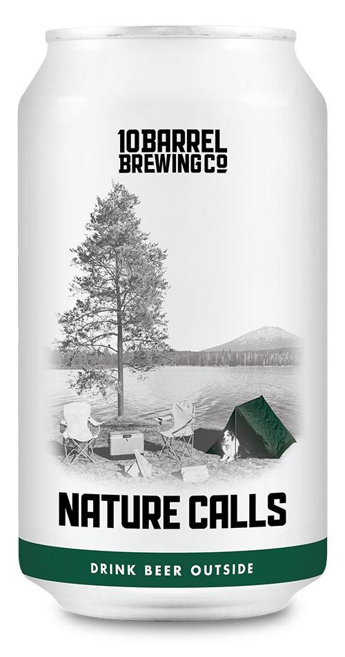 10 Barrel Nature Calls 'Mountain IPA'